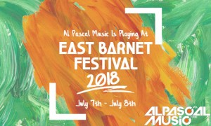 East Barnet Fest 2018 Orange Paint Edit