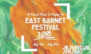 East Barnet Fest 2018 Orange Paint Edit
